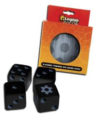 Legion - DICE TIN - Gear D6