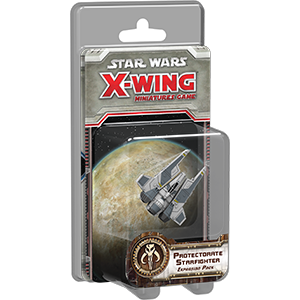 Star Wars X-Wing: Protectorate Starfighter