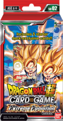 Dragon Ball Super: Series 2 Extreme Evolution Starter