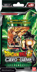 Dragon Ball Super: Series 3 Dark Invasion Starter