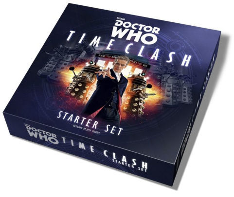 Doctor Who Time Clash