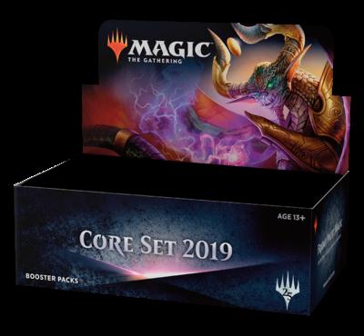 *TVG in store Core 2019 Preorder - NO Store Credit*