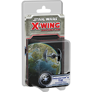 Star Wars: X-Wing Miniatures Game - Inquisitors Tie