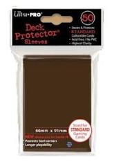 Ultra Pro Standard Deck Protectors: Brown (50)