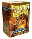 Dragon Shield Sleeves: Orange (Box of 100)