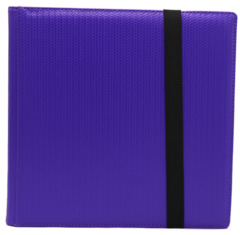 Dex Binder 12 - Purple Limited Edition