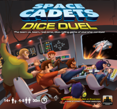 Space Cadets - Dice Game
