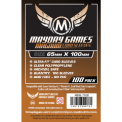 Mayday Games 65mm X 100mm Sleeves