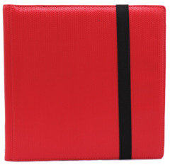 Dex Binder 12 - Red Limited Edition