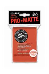 Ultra Pro Pro-Matte Standard Deck Protectors: Peach (50)