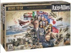 WW1 1914 Axis & Allies