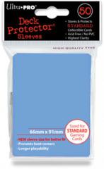 Ultra Pro Standard Deck Protectors: Light Blue (50)