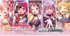 Weiss Schwarz Bang Dream Girls Band Party Booster Box