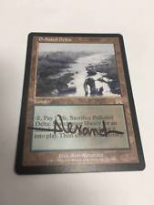 Polluted Delta (Signed)