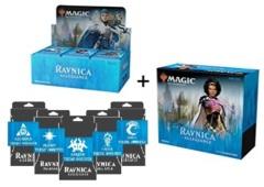 Pre-Order: Ravnica Allegiance Planeswalker Journey Kit - Booster Box & Bundle & Theme Booster (Avail. Jan 25)