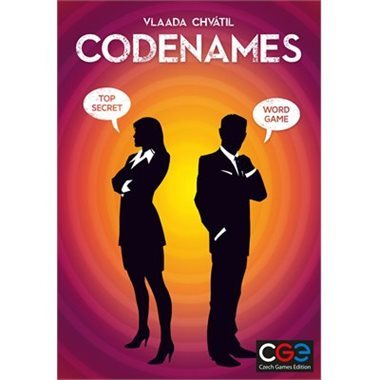 Codenames (Learn to Play - April 27 12:00 PM)