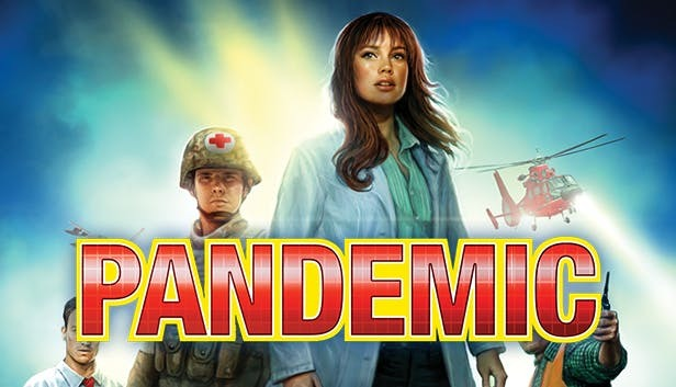 Pandemic (Learn to Play - May 25 12:00 PM)