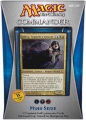 Commander 2013 Sealed Deck: Mind Seize (U/B/R)