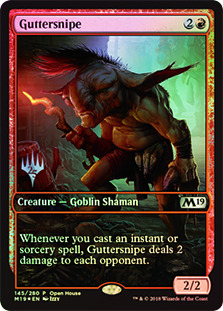 Guttersnipe (Core Set 2019 Open House) (Full-Art)