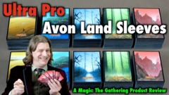 Ultra Pro Deck Protector Sleeves - John Avon assorted
