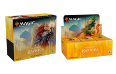 Guilds of Ravnica Combo [1 Booster Box and 1 Bundle]