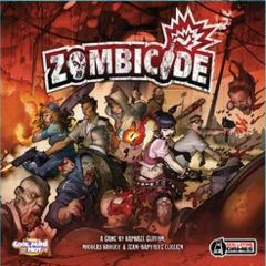 Zombicide (Learn to Play - May 11 12:00 PM)