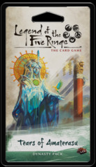 Legend of the Five Rings: The Card Game: Tears of Amaterasu Dynasty Pack