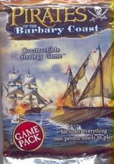 Pirates of the Barbary Coast (Game Pack)