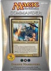 Commander 2013 Sealed Deck: Evasive Maneuvers (W/U/G)