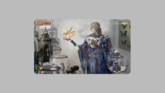 Grand Prix Seattle-Tacoma Playmat, 2015 - Delver of Secrets // Insectile Abberation