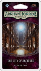 Arkham Horror: The Card Game - The City of Archives (Mythos Pack)