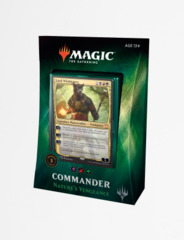 Commander 2018: Nature's Vengeance