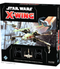 Star Wars: X-Wing (Learn to Play - May 04 04:00 PM)