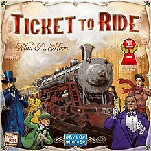 Ticket to Ride (Learn to Play - May 18 12:00 PM)