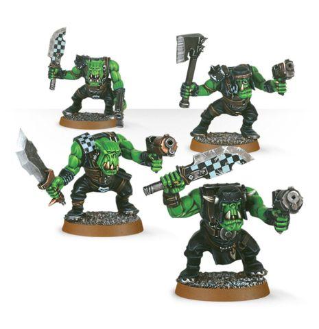 Ork Boyz (4)