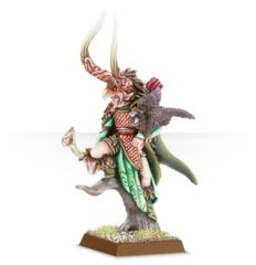 Wood Elf Lord with Bow