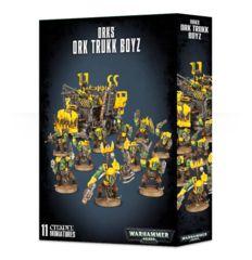 Warhammer 40K: Ork Trukk Boyz