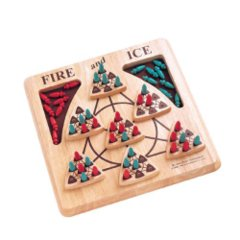 Fire and Ice Strategy Game