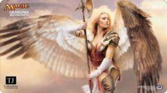 Grand Prix Washington Dc play mat 2013 Exalted Angel