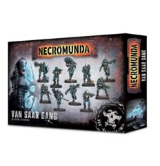 Necromunda: House Van Saar Gang