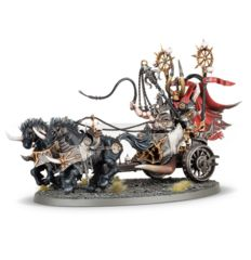 Warriors of Chaos Chariot