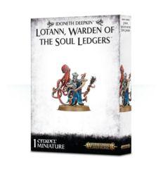 Lotann Warden Of The Soul Ledgers