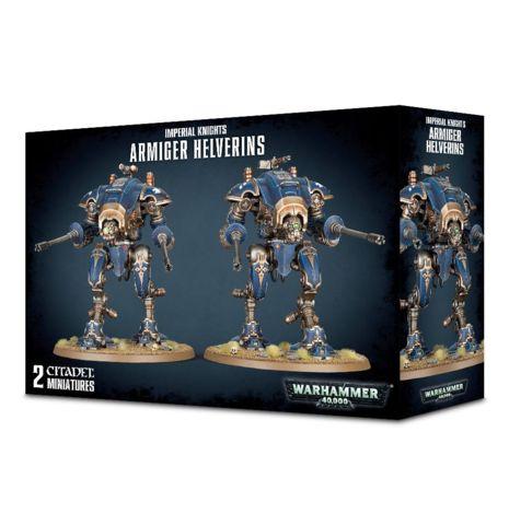 Imperial Knights: Armiger Helverins
