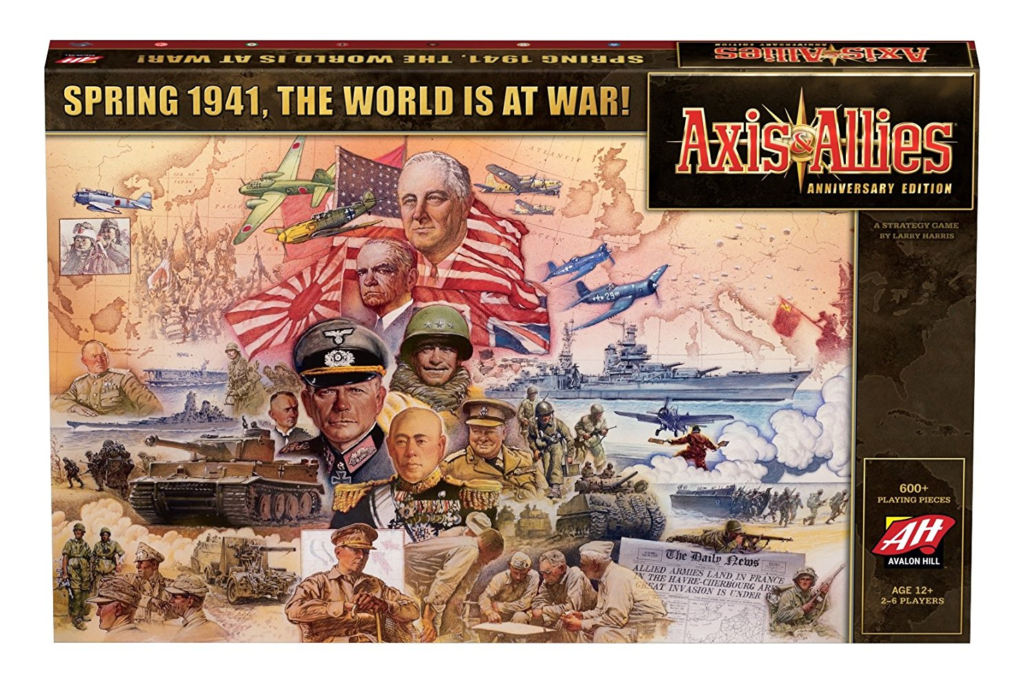 Axis & Allies 1941: Anniversary Edition