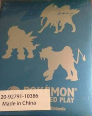 Pokemon Entei Raikou Suicune Sleeves
