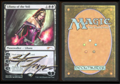 Liliana of the Veil Signed _234