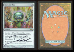 Signed Chrome Mox _226