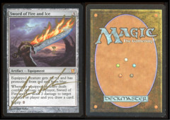Signed and Altered Sword of Fire and Ice _39