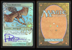 Signed and Altered Aven Mindcensor _40