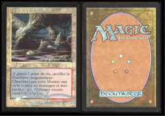 French Bloodstained Mire Foil Signed Altered_4